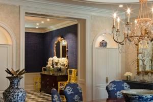 Autrey interior hallway