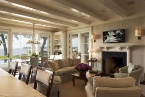 Baker living room