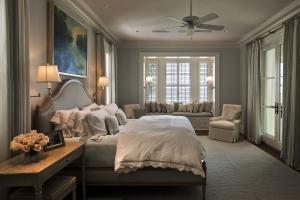 Baker master bedroom